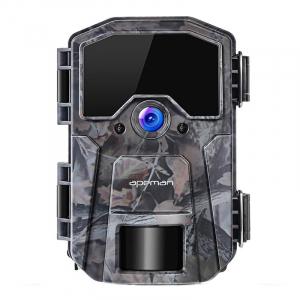 """Camera de vanatoare Apeman H55 senzor de miscare , 20 MP , full HD , 2.0"""" LCD , 850nm, night vision , 40 senzori infrarosu [0]"""