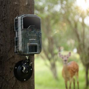 """Camera de vanatoare Apeman H55 senzor de miscare , 20 MP , full HD , 2.0"""" LCD , 850nm, night vision , 40 senzori infrarosu [1]"""