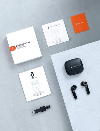 Casti audio In-Ear Taotronics SoundLiberty 92 , True Wireless, Bluetooth 5.0, TWS, Control Smart Touch USB-C, IPX6 [4]