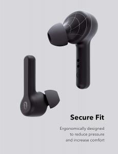 Casti audio In-Ear Taotronics TT-BH1001, True Wireless, Bluetooth 5.0, TWS  USB-C6