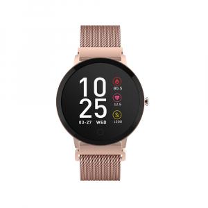 Smartwatch Forever Smart ForeVive SB-320 rose gold - Resigilat2