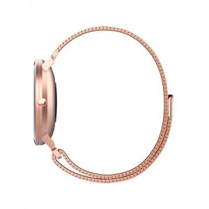 Smartwatch Forever Smart ForeVive SB-320 rose gold - Resigilat3