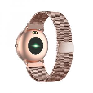 Smartwatch Forever Smart ForeVive SB-320 rose gold - Resigilat1