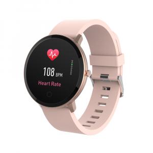 Smartwatch Forever Smart ForeVive SB-320 rose gold - Resigilat6