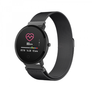 Smartwatch Forever Smart ForeVive SB-320 black0