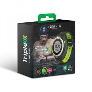 Ceas Forever Smart Watch GPS SW-600 Verde7