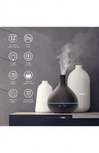 Difuzor aroma cu Ultrasunete Anjou AJ-AD012, 500ml, LED, oprire automata - Wenge8