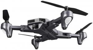 Drona Visuo XS809HW Camera 2Mp cu transmisie pe telefon, altitudine automata, brate pliabile [2]