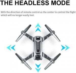 Drona Visuo  XS817, camera 4K cu transmisie live pe telefon [6]
