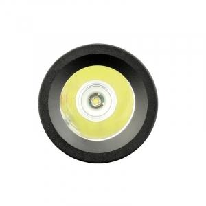 Lanterna Supfire S7, USB, 300lm, 100m3