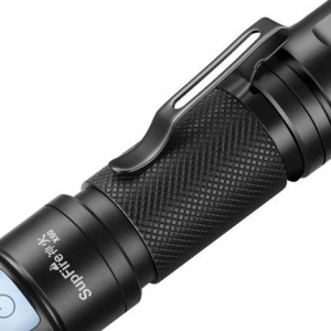 Lanterna Supfire X60, USB, ZOOM, 550lm, 200m [3]