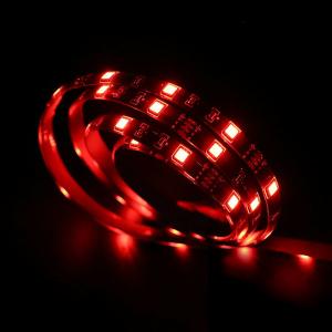 Banda cu leduri Wireless Light Strip LED RGB Sonoff L1, 2m [4]