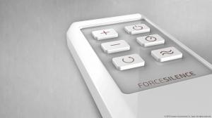 Ventilator Cecotec EnergySilence 1010 Extreme Connected, Silentios, Telecomanda, Temporizator - Alb [5]