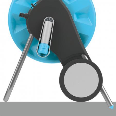 "Furtun cu tambur Cellfast COMPACT, furtun gradina 1/2 ""20 m, accesorii incluse [7]"
