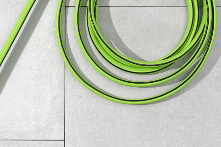 "Set Furtun pentru gradina Cellfast QUATTRO cu 4 straturi, 1/2"", Armat, 15m, protectie UV, stropitor, conector [3]"