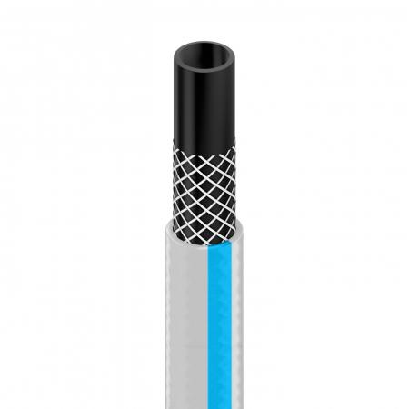 "Furtun pentru gradina Cellfast BASIC cu 3 straturi, 3/4"", Armat, 50m, protectie UV1"
