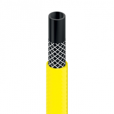 """Furtun pentru gradina Cellfast Plus cu 3 straturi, 1/2"""", Armat, 50m, protectie UV2"""