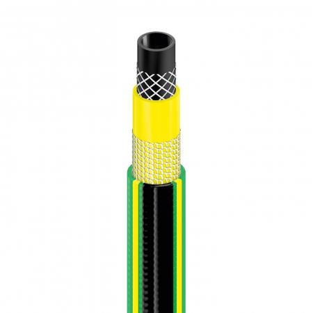 "Furtun pentru gradina Cellfast GREEN cu 5 straturi, 3/4"", Armat, 50m, protectie UV, antirasucire [2]"