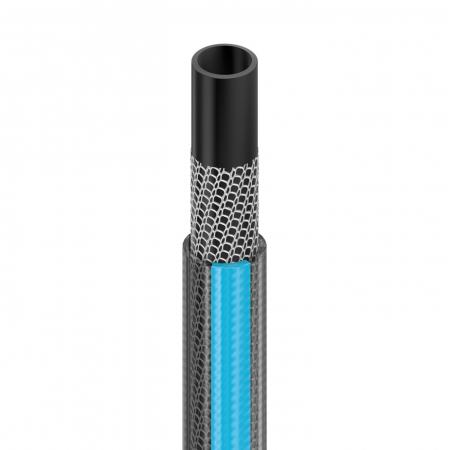"""Furtun pentru gradina Cellfast SMART cu 3 straturi, 1/2"""", Armat, 50m, protectie UV, antirasucire [2]"""