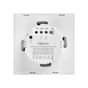 Intrerupator Smart  cu Touch  Sonoff T0 EU TX , WiFi, 1 canal [3]
