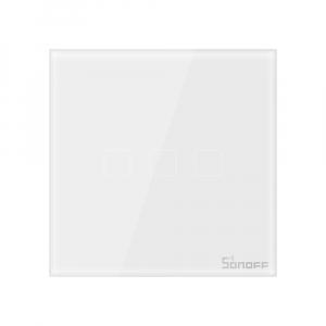 Intrerupator Smart  cu Touch  Sonoff T0 EU TX , WiFi, (3 canale)2