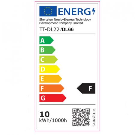 Lampa de birou cu LED TaoTronics TT-DL66, incarcare USB, 6 niveluri de luminozitate - Silver [8]