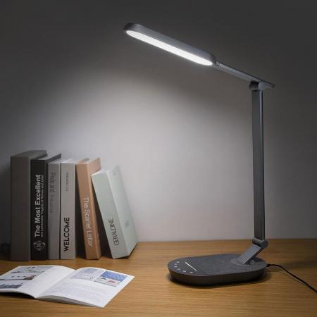 Lampa de birou LED TaoTronics TT-DL056, control touch, 5 moduri, 6 niveluri de luminozitate, 12W [1]