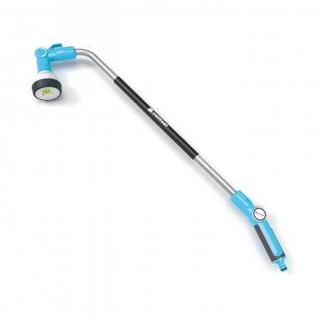 Lance pentru stropit 4 functii Cellfast ERGO, cap reglabil, 81cm [0]