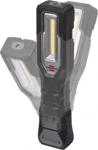 Lanterna de Lucru LED Brennenstuhl HL 1000 A Multifunctionala, 1000 Lumeni, Reincarcabila, Sistem de agatare, Magneti puternici, functionare 24 ore, IP54 [2]