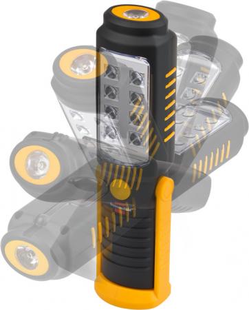 Lanterna de Lucru LED Brennenstuhl 8+1  SMD-LED Multifunctionala, 250 +100 Lumeni [2]