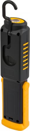 Lanterna de Lucru LED Brennenstuhl 8+1  SMD-LED Multifunctionala, 250 +100 Lumeni [1]
