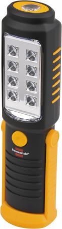 Lanterna de Lucru LED Brennenstuhl 8+1  SMD-LED Multifunctionala, 250 +100 Lumeni [0]