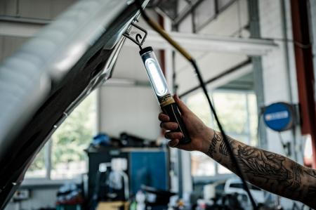 Lanterna de Lucru LED Brennenstuhl WL 500 A,520 Lumeni, SMD-LED, IP54, Reincarcabila, Lanterna de inspectie3
