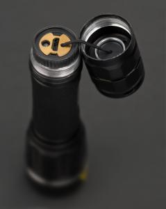 Lanterna LED Brennenstuhl LuxPremium TL 1200 AF, Acumulator reincarcabil, CREE-LED, 1250lm, 220m, Acumulator reincarcabil [3]