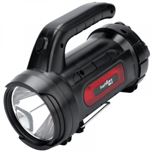 Lanterna LED Supfire M9-X, USB, 440lm, 390m, PowerBank, incarcare USB, 3000mAh, lumina rosie [0]