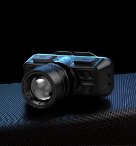 Lanterna LED pentru cap Supfire HL50, USB, 300lm, 200m, incarcare USB4