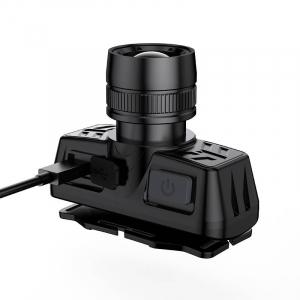 Lanterna LED pentru cap Supfire HL50, USB, 300lm, 200m, incarcare USB1