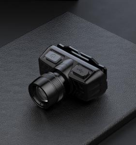 Lanterna LED pentru cap Supfire HL50, USB, 300lm, 200m, incarcare USB3