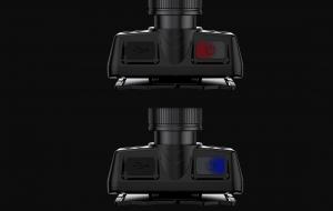 Lanterna LED pentru cap Supfire HL50, USB, 300lm, 200m, incarcare USB5