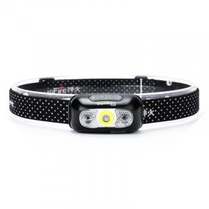 Lanterna pentru cap Supfire HL05, USB, 219lm, 74m, incarcare USB, control miscare mana [0]