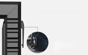 Lanterna Multifunctionala LED Supfire G19, USB, 500lm, 200m, incarcare USB, lumina rosie, suport cap, prindere magnetica [9]