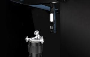 Lanterna Multifunctionala LED Supfire G19, USB, 500lm, 200m, incarcare USB, lumina rosie, suport cap, prindere magnetica [5]