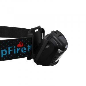 Lanterna pentru cap Supfire HL06, USB, 240lm, 300m [2]