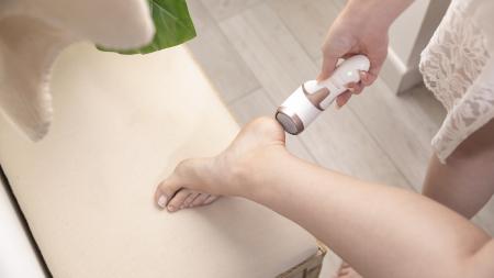 Pila electrica pentru calcaie Cecotec  Bamba SkinCare Pure, 3 discuri diferite [2]