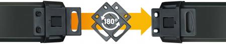 Prelungitor Brennenstuhl Premium-Line 6 prize, Protectie supratensiune, Intrerupator, 3m1