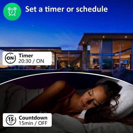 Prelungitor Smart Nous A5, Wifi, 15W. 3.1A [6]
