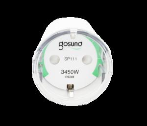 Priza inteligenta WiFi Gosund SP111, 15A [7]