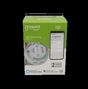 Priza inteligenta WiFi Gosund SP111, 15A [1]