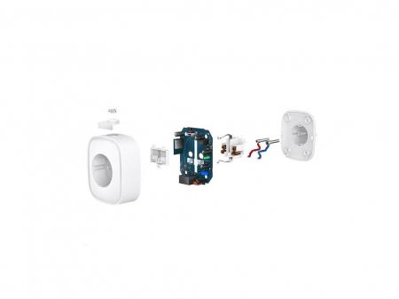 Priza inteligenta WiFi Gosund SP112, 16A, 2X USB, Monitorizare consum energie [1]