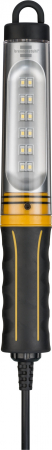 Lanterna de Lucru LED Brennenstuhl WL 550 cu fir, 12 SMD LED,  570 Lumeni, lungime cablu 5m [1]